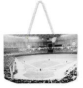 Baseball: Astrodome, 1965 Weekender Tote Bag