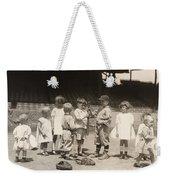 Baseball: Boys And Girls Weekender Tote Bag by Granger