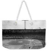 Baseball: Fenway Park, 1956 Weekender Tote Bag