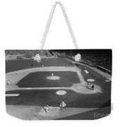 Baseball Game, 1967 Weekender Tote Bag by Granger