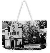 Baseball Hall Of Fame Weekender Tote Bag