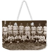 Baseball: Negro Leagues Weekender Tote Bag