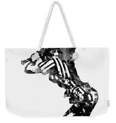 Baseball Player Weekender Tote Bag