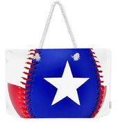 Baseball Star Weekender Tote Bag