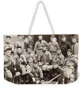 Baseball: West Point, 1896 Weekender Tote Bag by Granger