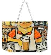 Basement Brewer Weekender Tote Bag