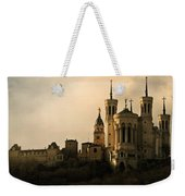Basilica Of Our Lady Of Fourviere  Weekender Tote Bag