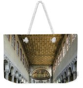 Basilica Of Saint Sabina Weekender Tote Bag