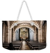 Basilica Of San Isidoro De Leon - Interior Weekender Tote Bag