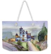 Basilica Of St Francis  Assisi Weekender Tote Bag by Lydia Irving