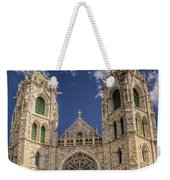 Basilica Of The Sacred Heart Newark New Jersey Weekender Tote Bag