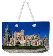 Basilique Notre - Dame De L'epine Weekender Tote Bag