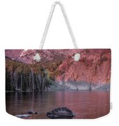 Basin Lake Sunrise 2 Weekender Tote Bag