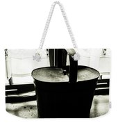 Basket By The Window Weekender Tote Bag