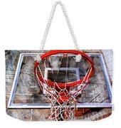 Basketball Art Version 28 Weekender Tote Bag