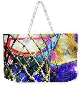 Basketball Artwork Version 179 Weekender Tote Bag