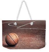 Basketball Weekender Tote Bag