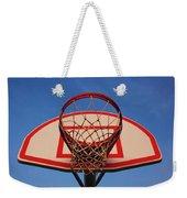 Basketball Hoop Weekender Tote Bag