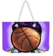 Basketball Wizard Weekender Tote Bag