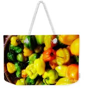 Basketful Of Hotties Weekender Tote Bag