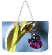 Basking Beauty Weekender Tote Bag