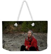 Basking In The Light Weekender Tote Bag