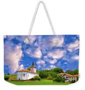 Basque Country Weekender Tote Bag