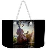 Bass Rhythm And Sound Of A Community  Weekender Tote Bag