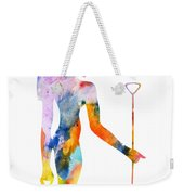 Bastet- God Of Ancient Egypt Weekender Tote Bag