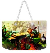 Bastion Weekender Tote Bag