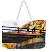 Bastion Falls Bridge 1 Weekender Tote Bag