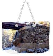 Bastion Falls Bridge 3 Weekender Tote Bag