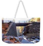 Bastion Falls Bridge 5 Weekender Tote Bag