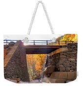 Bastion Falls Bridge 6 Weekender Tote Bag