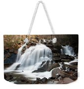 Bastion Falls In April Weekender Tote Bag
