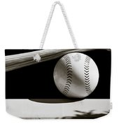 Bat And Ball Weekender Tote Bag