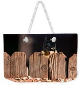 Bat Squirrel  The Cape Crusader Known For Putting Away Nuts.  Weekender Tote Bag
