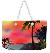 Echo Beach, Bali Weekender Tote Bag