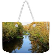 Batavia, Ohio Creek - Other Side Vertical Weekender Tote Bag