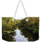 Batavia, Ohio Creek Vertical Weekender Tote Bag