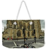 Bath Abbey 2.0 Weekender Tote Bag
