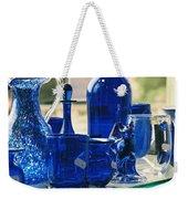 Bath Glass Weekender Tote Bag