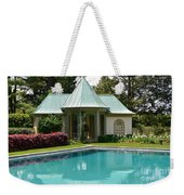 Chanticleer Bath House A Weekender Tote Bag