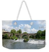 Bathampton Bridge Weekender Tote Bag