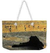Bathed In Golden Light Weekender Tote Bag