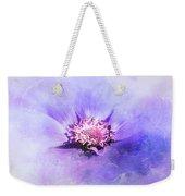 Bathed In Purple Weekender Tote Bag