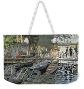 Bathers At La Grenouillere Weekender Tote Bag