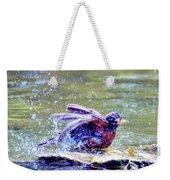 Bathing Beauty Weekender Tote Bag