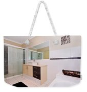 Bathroom And Bath Weekender Tote Bag