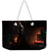 Batman Arkham Origins Weekender Tote Bag